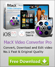 Free Download MacX Video Converter Pro