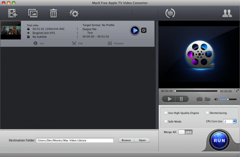 apple video converter for mac