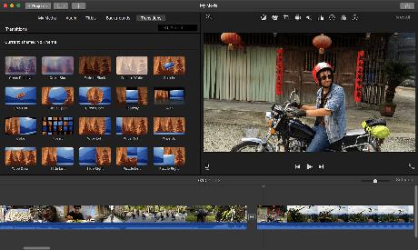動画編集ソフト無料 Mac iMovie