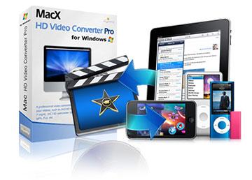 人気動画ソフトMacX HD Video Converter Pro for Windows評判:良い点 ...
