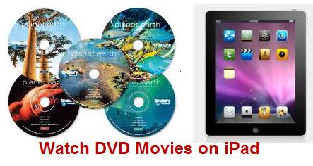 iPad DVD取り込み