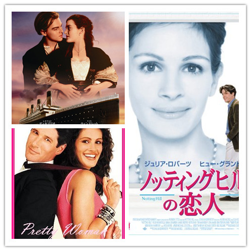 恋愛映画おすすめ:洋画編ランキング