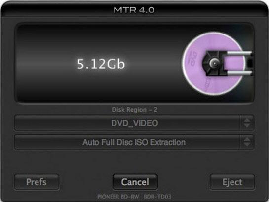 Mac用DVDコピーソフト