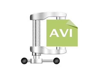 AVIファイル圧縮方法