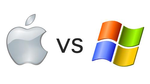 Mac Windows違い