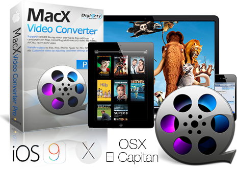 MacX Video Converter Pro購入後