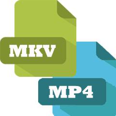 MKV MP4 違い