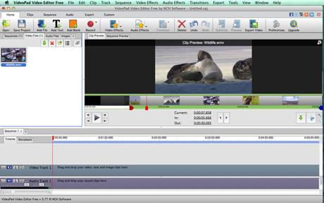 動画編集ソフト無料 Mac VideoPad