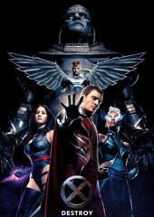 X-MEN:アポカリプス無料視聴