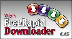 FreeRapid Downloader Mac