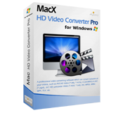 MacX Video Converter Pro for Windows