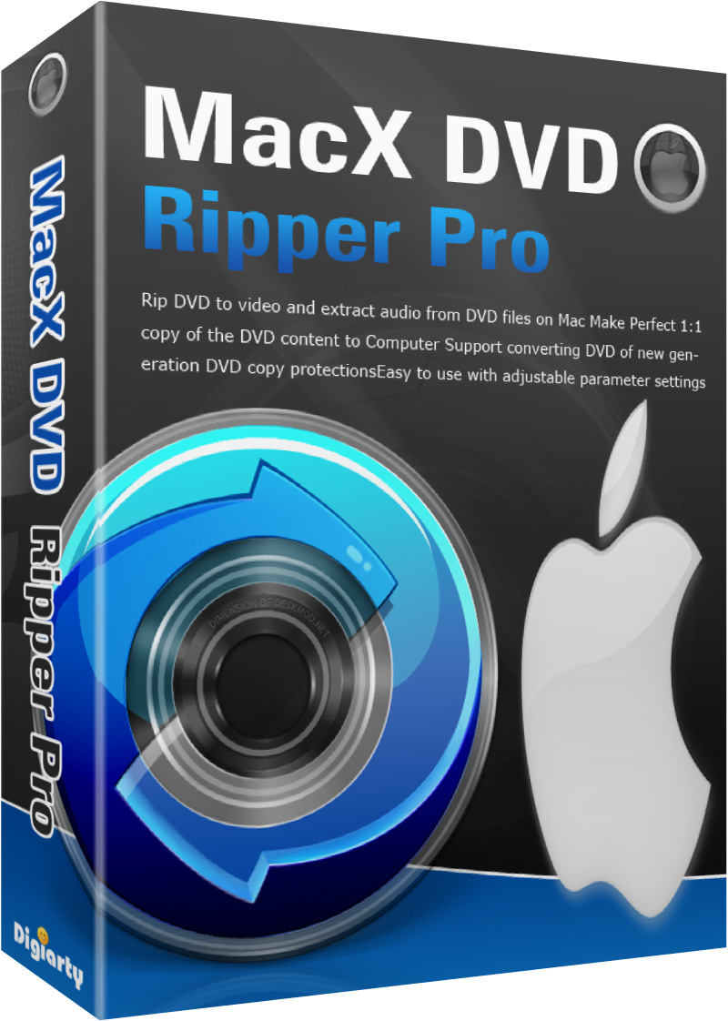 macxdvd ripper pro v4.0.0