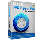 MacX DVD Ripper Pro for Windows
