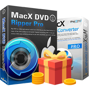 MacX DVD Ripper Pro for Windowsクーポン