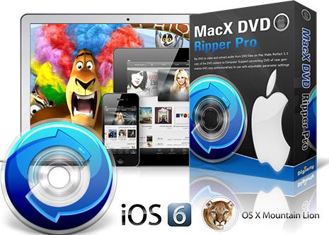 dvd ripper pro - MacX DVD Ripper Pro (24 Saat Kampanya)
