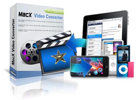MacX video converter free