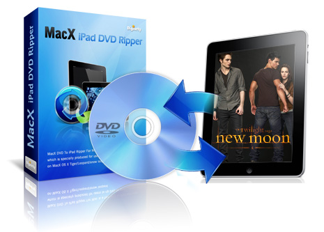 MacX iPad DVD Ripper