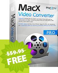 MACX DVD RIPPER PRO GIVEAWAY V4.0.0