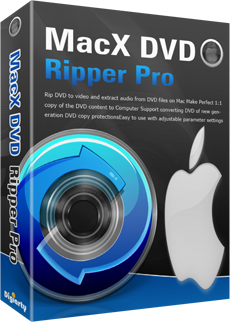MacXDVD Easter Giveaway - Get MacX DVD Ripper Pro for Free