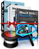 macxDVD Halloween Video Converter