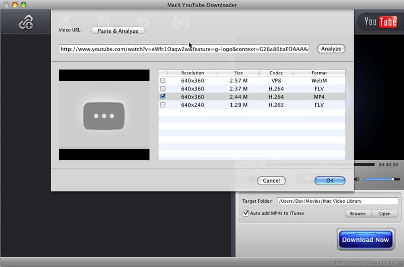 How to Free Download YouTube Video on Mac OS