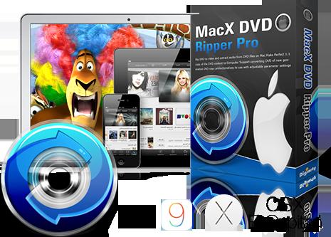 [OFFICIAL] MacX DVD Video Converter - Mac DVD Ripper and iPhone iPad Video Converter software ...