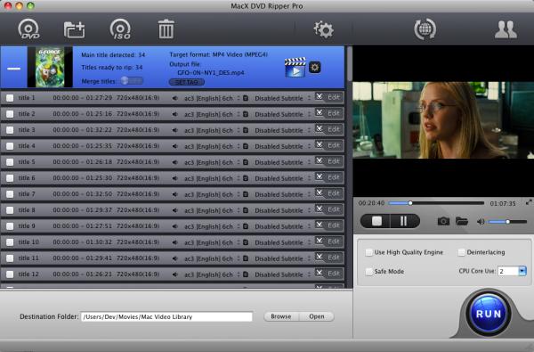 MacX DVD Ripper Pro Christmas Edition 4.4.4 full