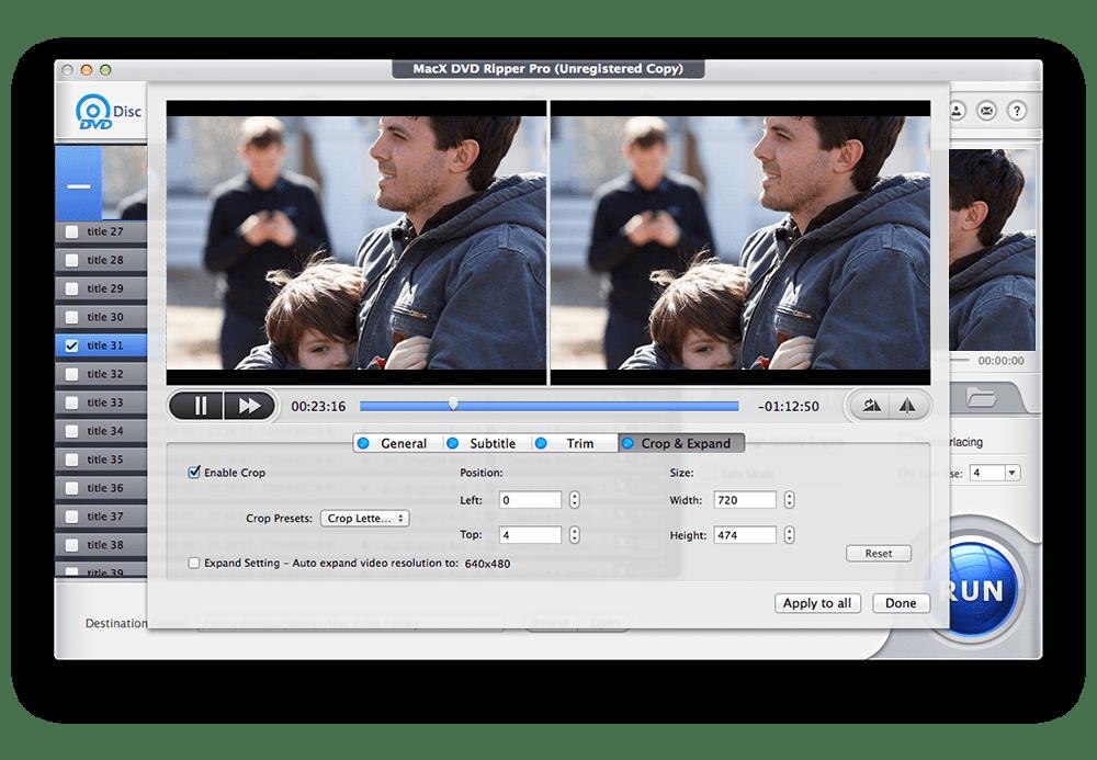 MacX DVD Ripper Pro Mac 破解版 全能DVD格式转换器-麦氪派(WaitsUn.com | 爱情守望者)