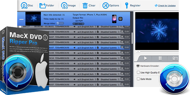 MacXDVD Adds iPhone 12 & new iPads Support in its Video & DVD Solutions Image