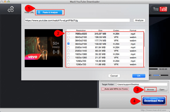 how to capture streaming video on mac