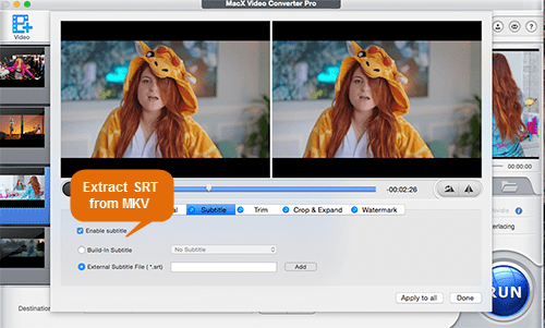 How to add subtitles to video mp4 avi mkv flv etc how to add subtitles to a video ccuart Gallery