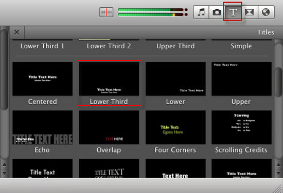Easily add subtitles to videos in imovie insert subtitles to videos movies ccuart Gallery