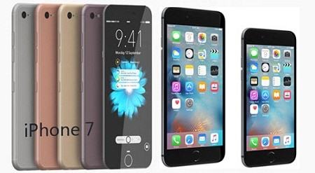 Apple New Products 2016 Iphone 7 Plus New Macbook Air