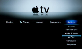 Apple TV Supported Formats (Video Audio)