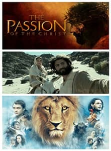 Top Christian Movies 2016 for Kids & Families on Easter