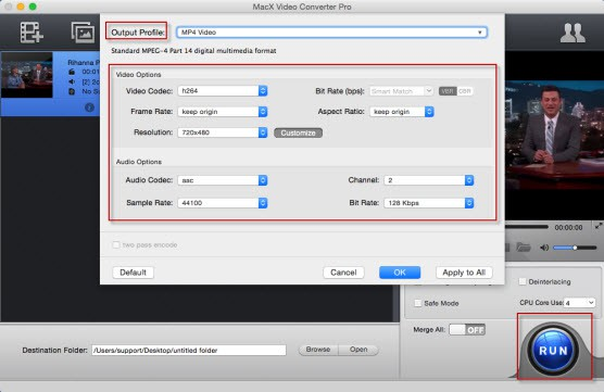 How to Compress MKV to MP4 AVI FLV at Fastest Speed