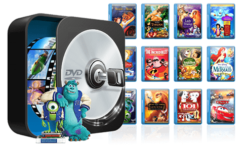 How to Rip and Copy Disney DRM-Protected DVDs on Mac/PC