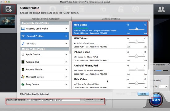 видео формат для Ipad Mini - фото 6
