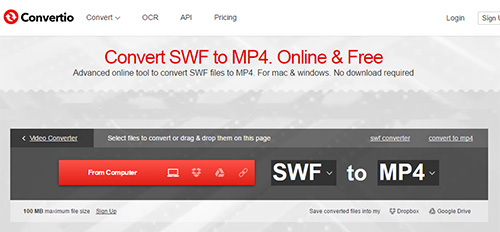 How to Convert SWF to MP4 on Mac to Enjoy Everywhere