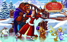 beauty and the beast the enchanted christmas 1997 - Best Animated Christmas Movies