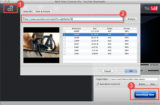 download youtube video with vlc mac