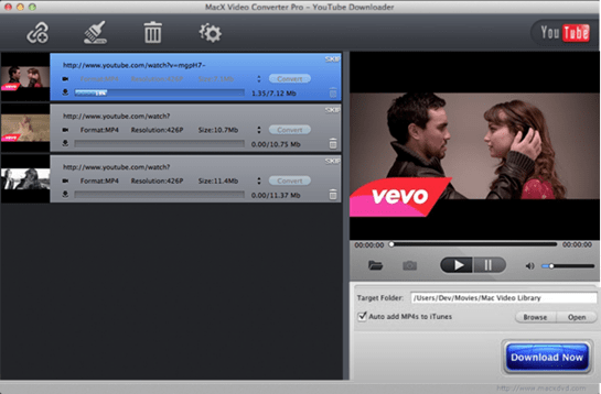 how to record and send video on mac