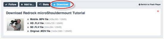 How to download vimeo videos hd — easy free vimeo (video) downloader.