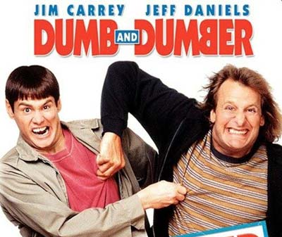 comedy movies movie dumber dumb films carrey jim dvd interesting 1994
