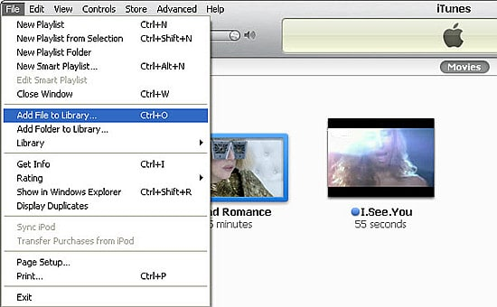 How to copy DVD movies to iTunes library
