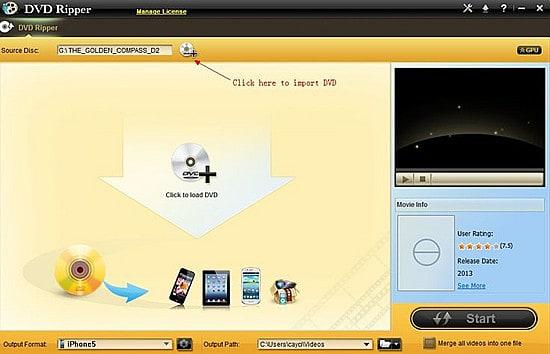 freeware dvd ripper software