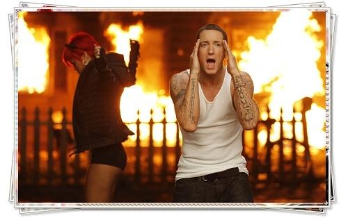 MP3 DOWNLOAD : WALK ON WATER - Eminem Ft Beyonce