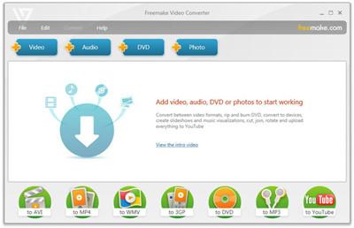 Facebook video converter into mp4/mp3