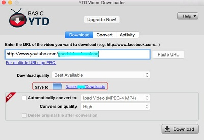 free download ytd for mac
