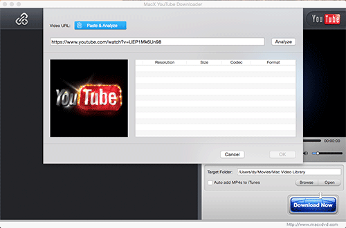 how to fix youtube on mac